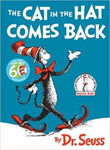 The Cat in the Hat Comes Back book cover